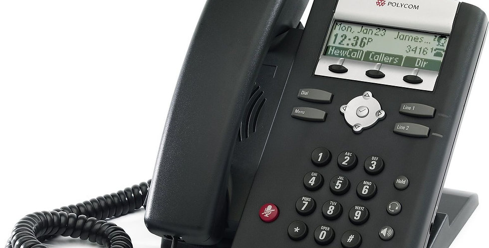Poly Soundpoint IP 321 Phone