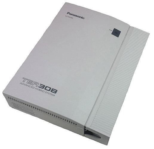 Panasonic KX-TEA308 Central Control Unit
