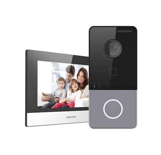 Hikvision Video Intercom Villa Door Station Bundle