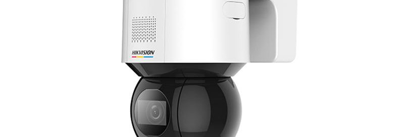 Hikvision DS-2DE3A400BW-DE(F1)(S5) 4MP ColorVu PT IP Camera