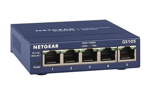 Netgear ProSafe GS105 5-port Gigabit Switch