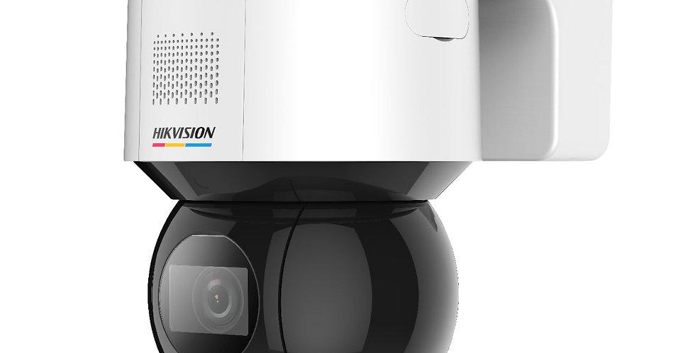 Hikvision DS-2DE3A400BW-DE(F1)(S5) 4MP ColorVu PT IP Camera with Mic & Speaker