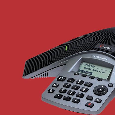 Polycom soundstation conference phone