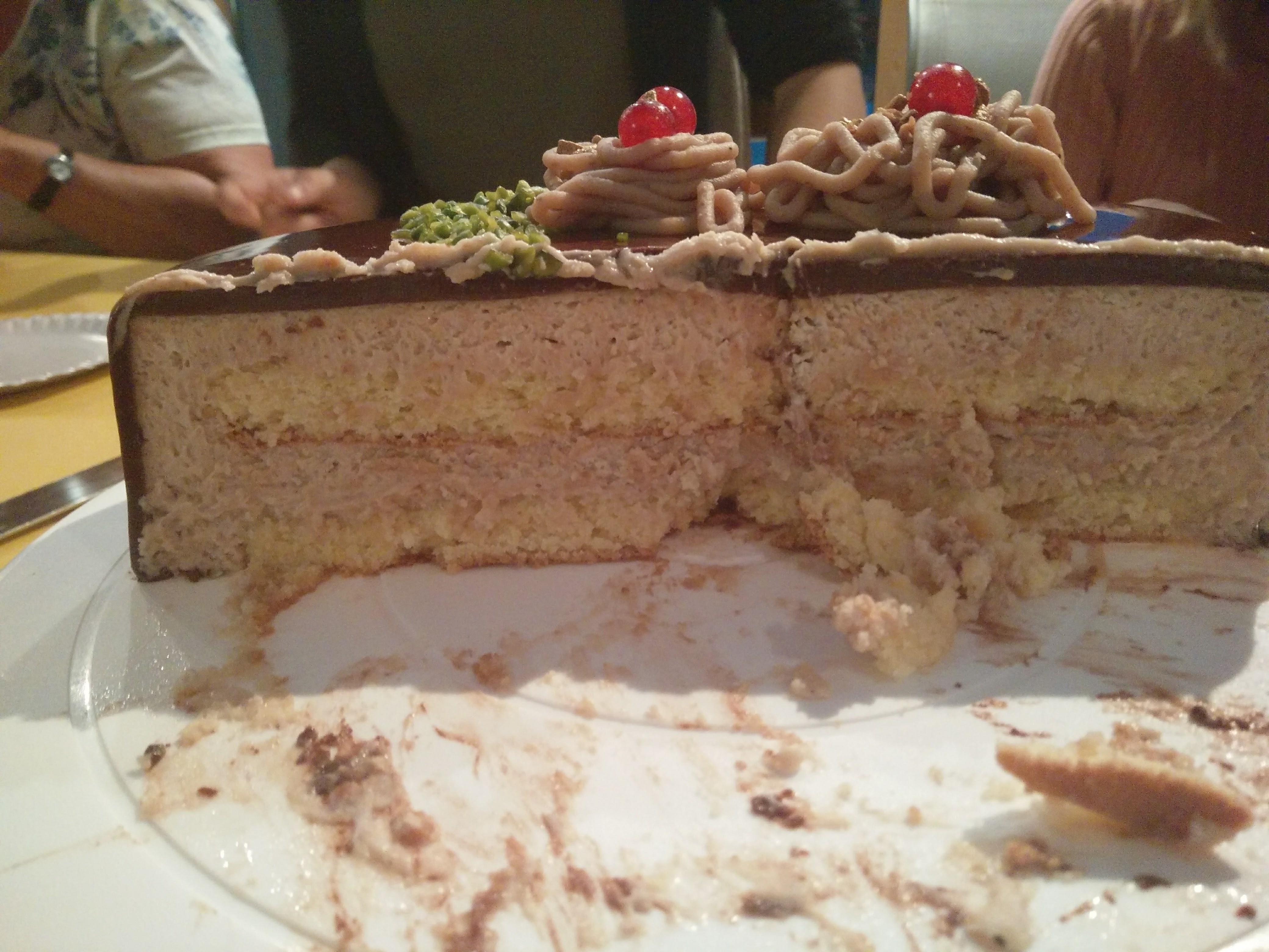 Marroni Torte