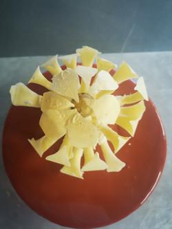 Tonkabohnen Torte