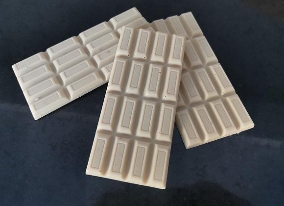 Schokoladentafel Weiss 34%