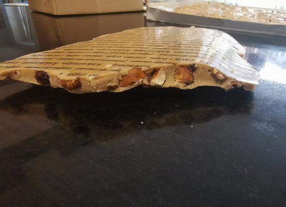Bruchschokolade Karamell/Erdnüsse