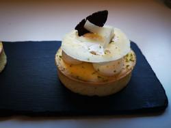 Zitronen Tarte