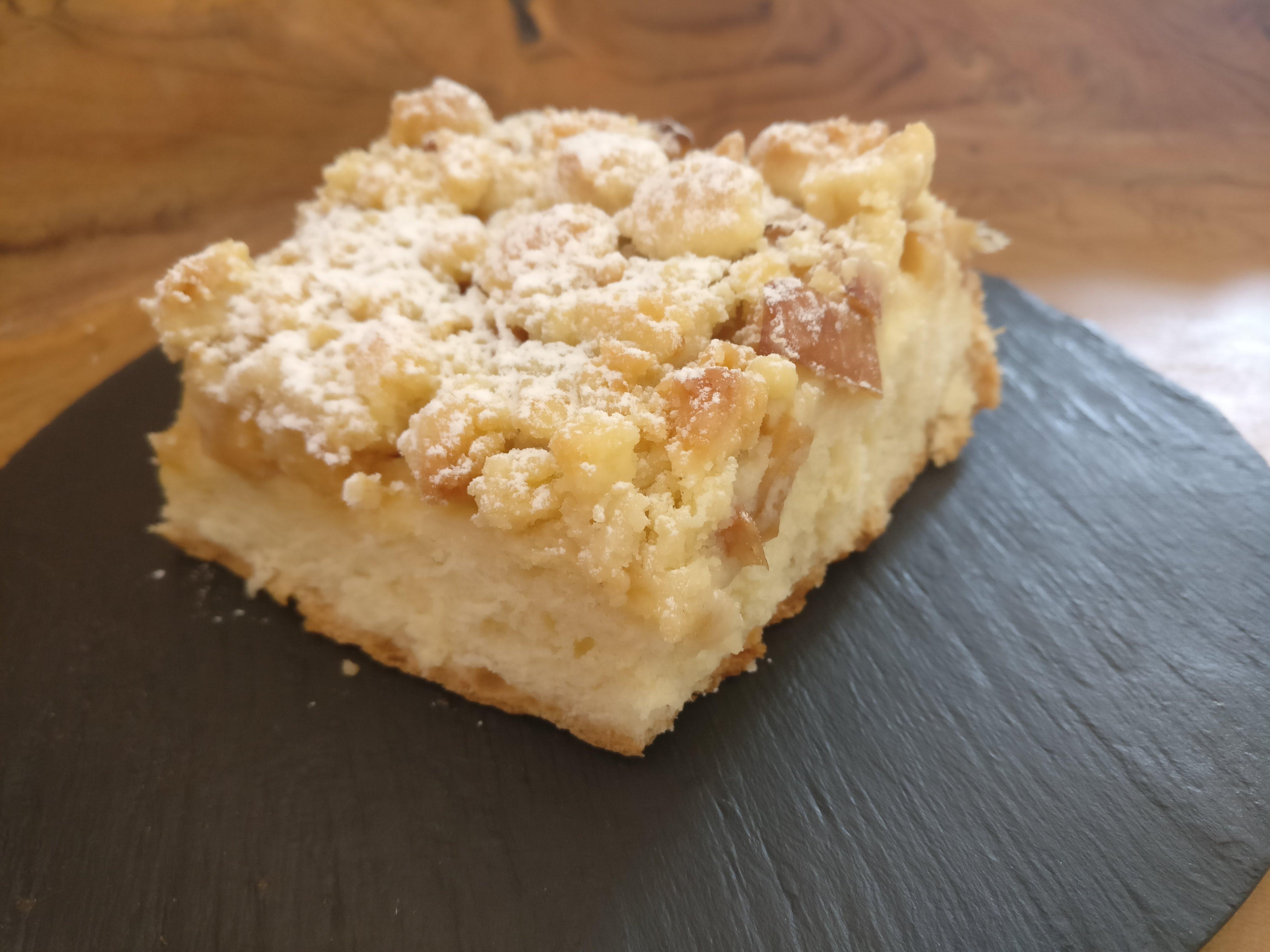 Apfel/Zimt Streuselkuchen