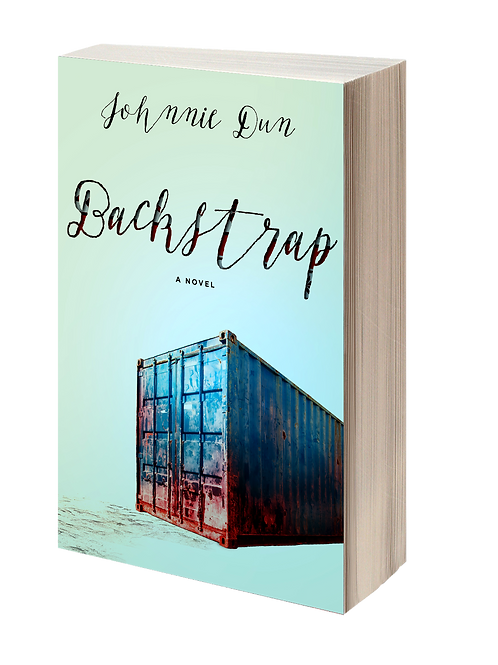 Backstrap: A Novel (Signed Copy)