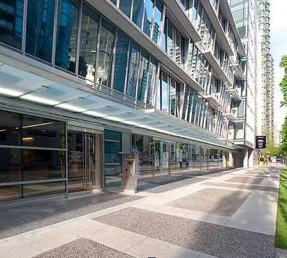 Vancouver Office entrance