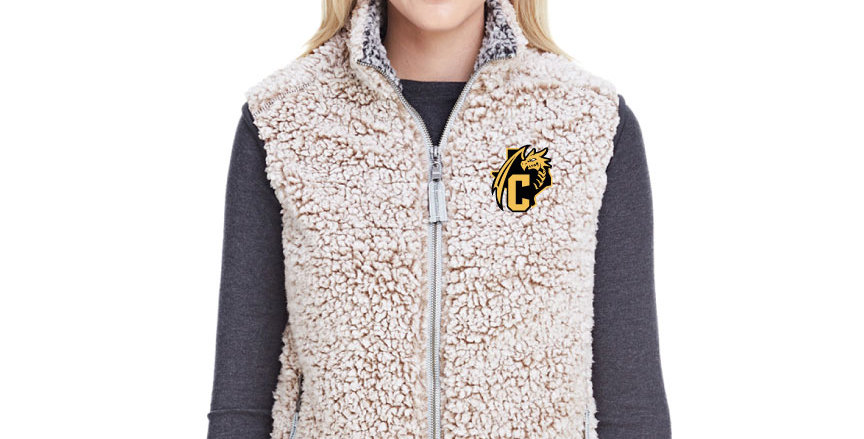 Chico Ladies Epic Sherpa Vest