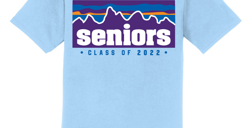 BHS Class of 2022 Last First Day Tees