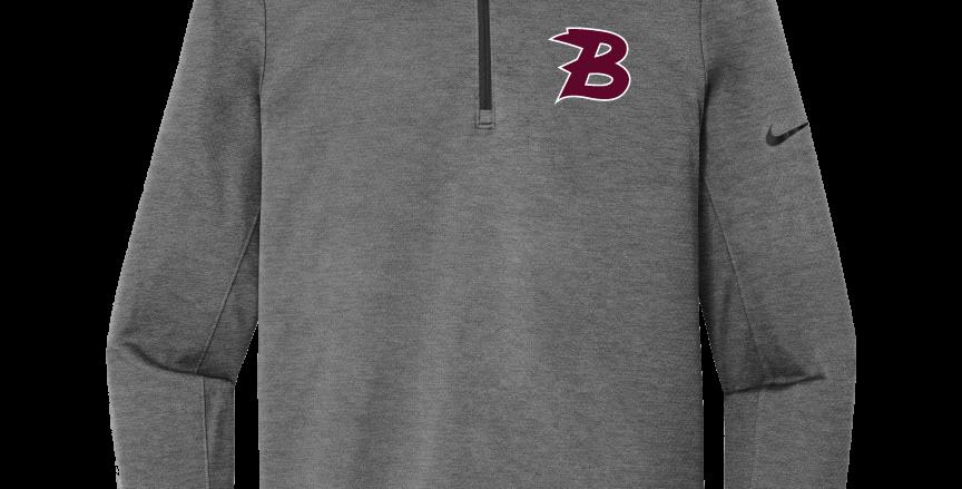 Bridgeport Nike Dry Half Zip Cover-Up