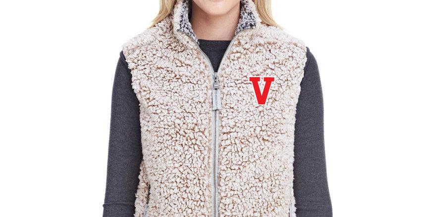 VCA Ladies Epic Sherpa Vest