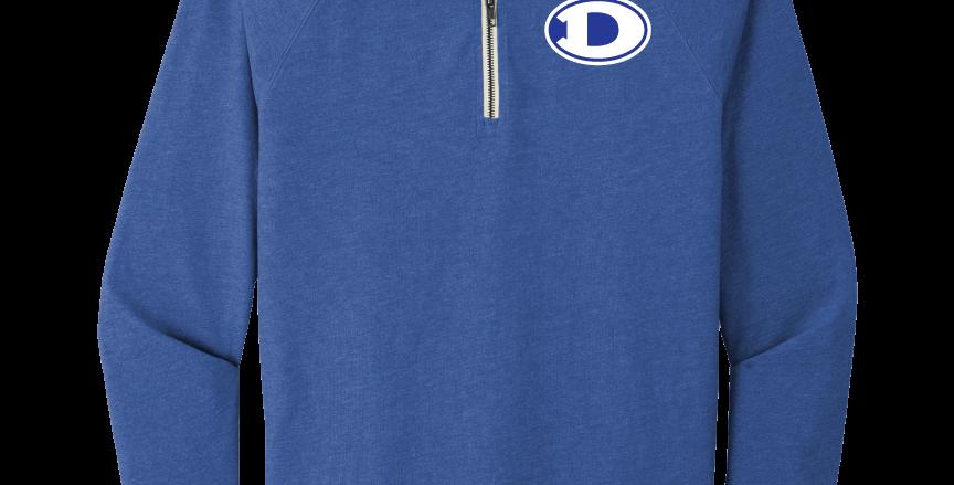Decatur New Era Lightweight Pullover