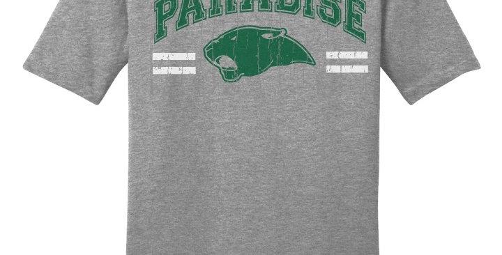 Paradise Spirit Varsity Print Apparel