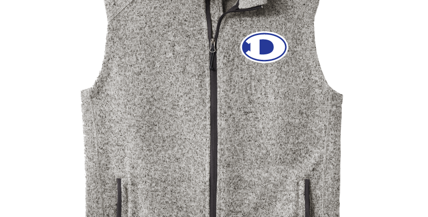Decatur Sweater Fleece Vest