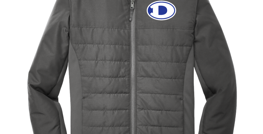 Decatur Collective Insulated Jacket