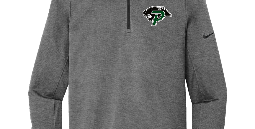 Paradise Nike Dry Half Zip Cover-Up