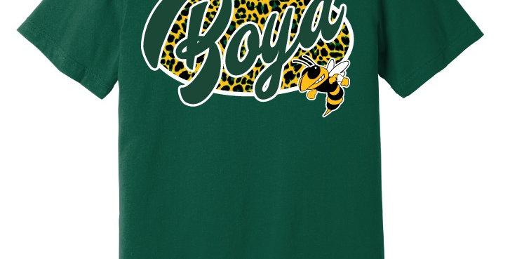 Boyd Spirit Leopard Print Apparel