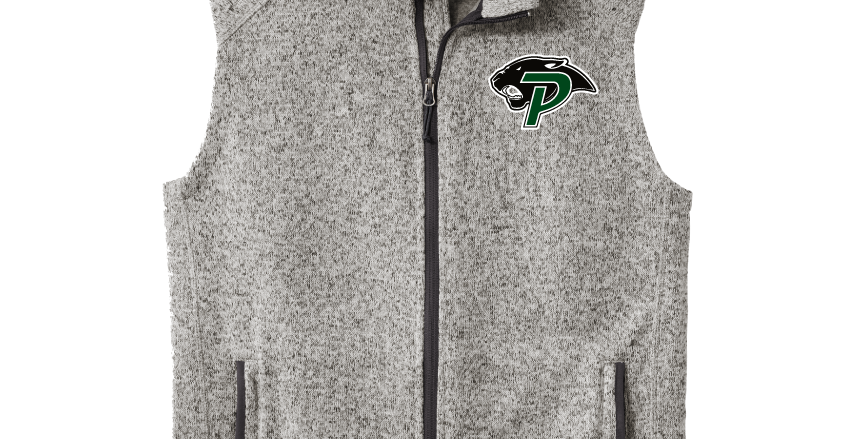 Paradise Sweater Fleece Vest