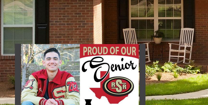 Senior 4 X 6 Banner