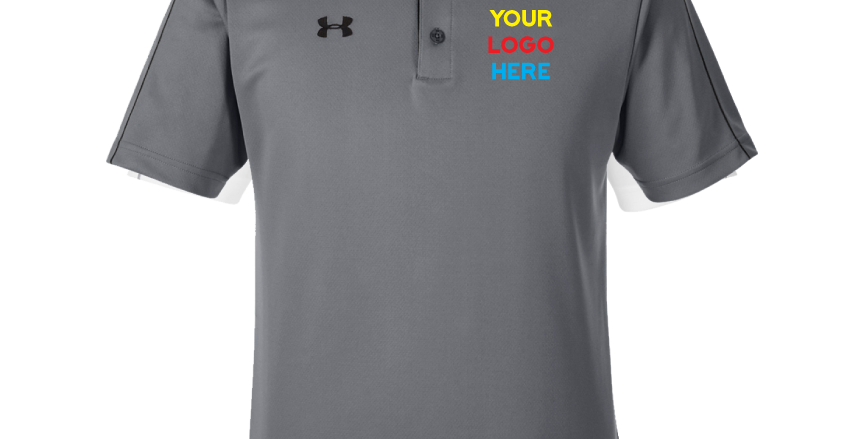 Custom Under Armour Tech Polo