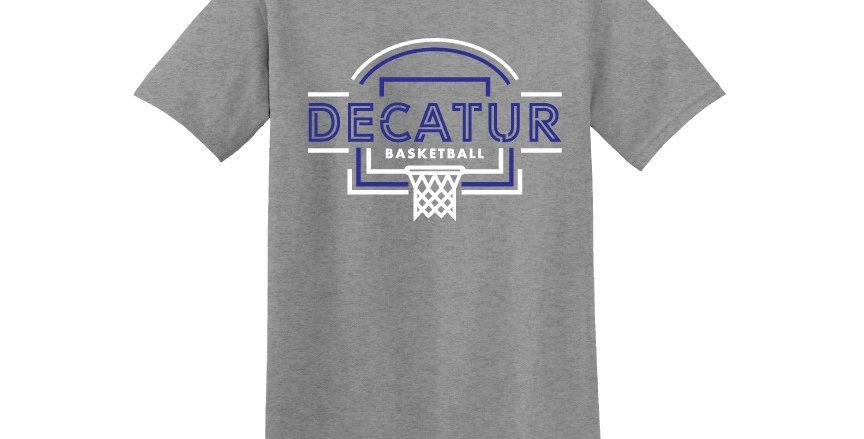 Decatur Basketball Spirit Apparel