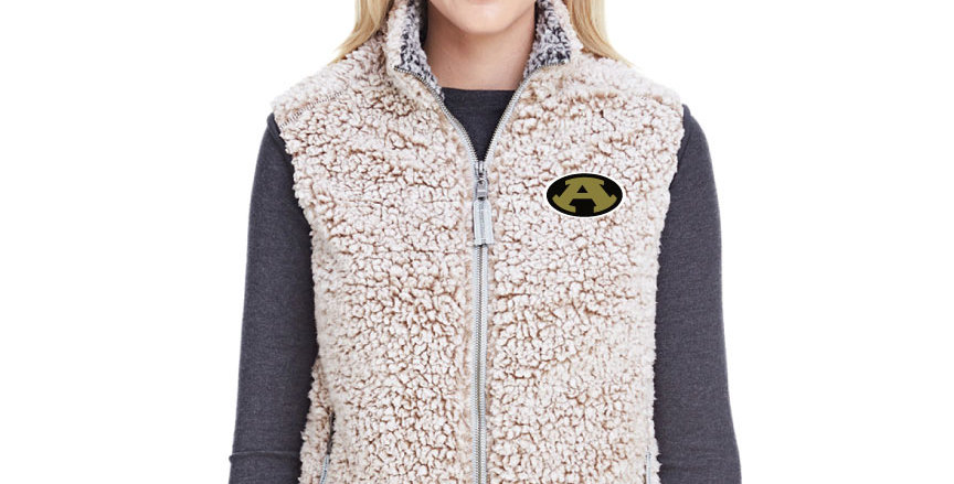Alvord Ladies Epic Sherpa Vest