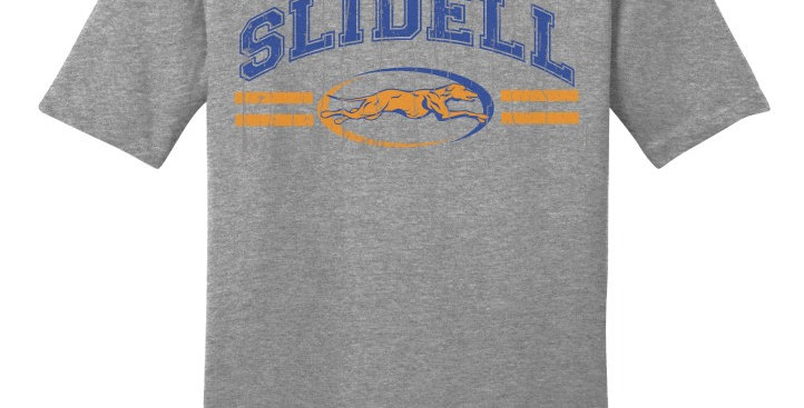 Slidell Spirit Varsity Print Apparel
