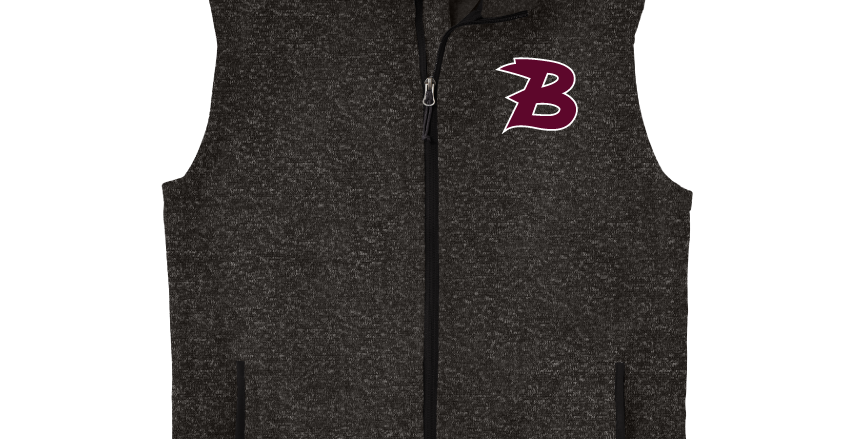 Bridgeport Sweater Fleece Vest