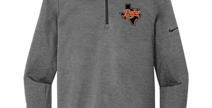 Springtown Nike Dry Half Zip Cover-Up
