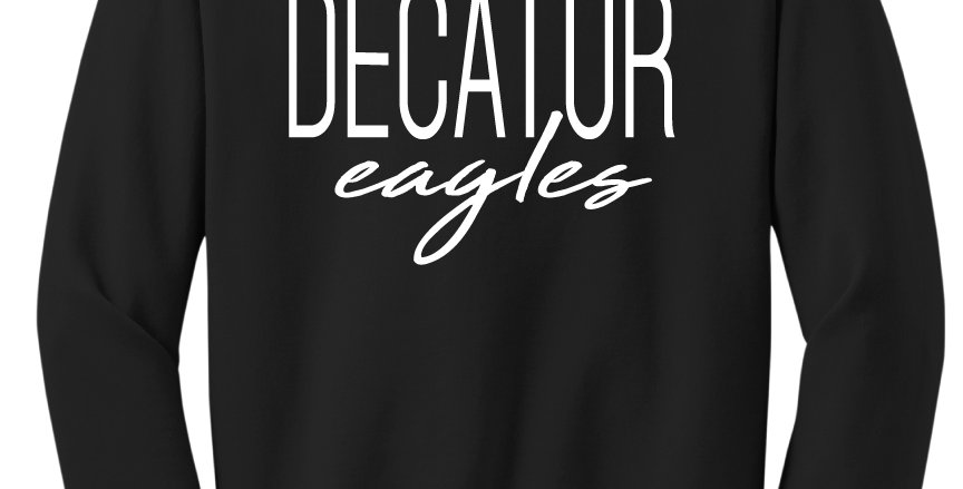 Young Elementary Decatur Eagles Sweatshirt