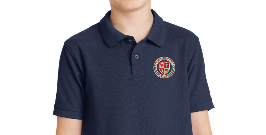 PCA Short-Sleeve Polo