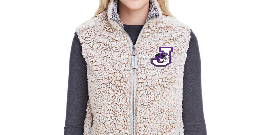 Jacksboro Ladies Epic Sherpa Vest
