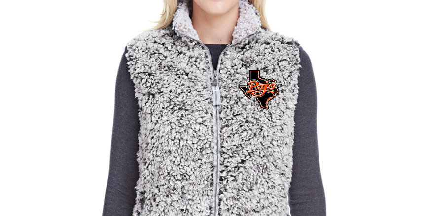 Springtown Ladies Epic Sherpa Vest