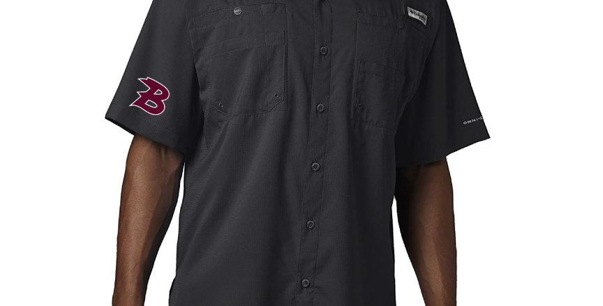 Bridgeport Columbia Tamiami II Short-Sleeve Shirt