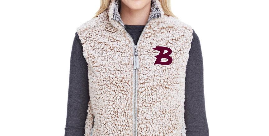 Bridgeport Ladies Epic Sherpa Vest