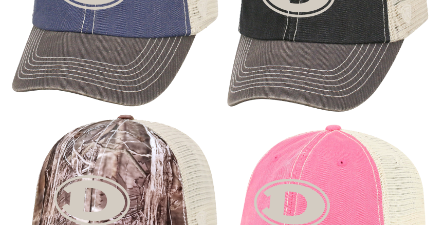 Decatur Top Of The World Offroad Cap