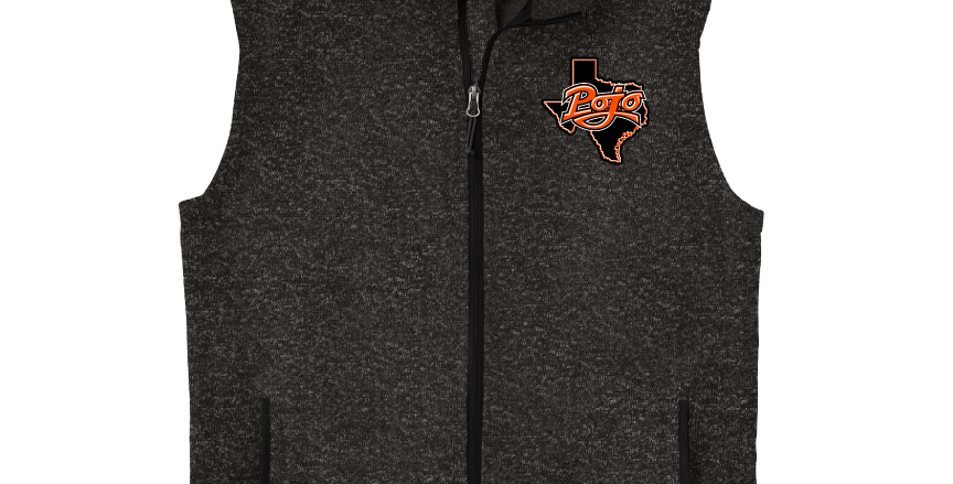 Springtown Sweater Fleece Vest