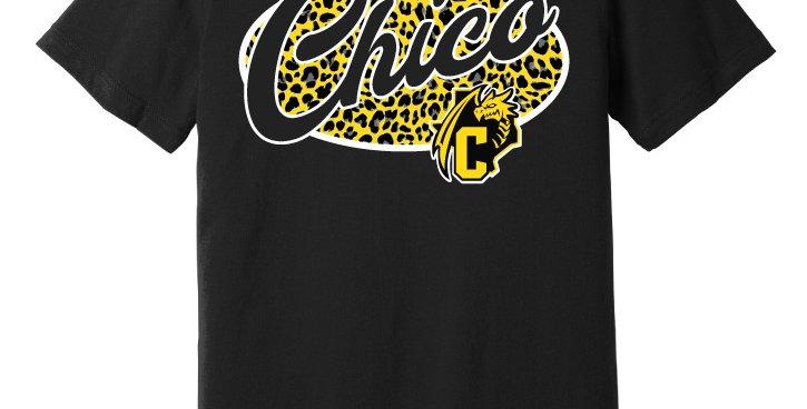 Chico Spirit Leopard Print Apparel