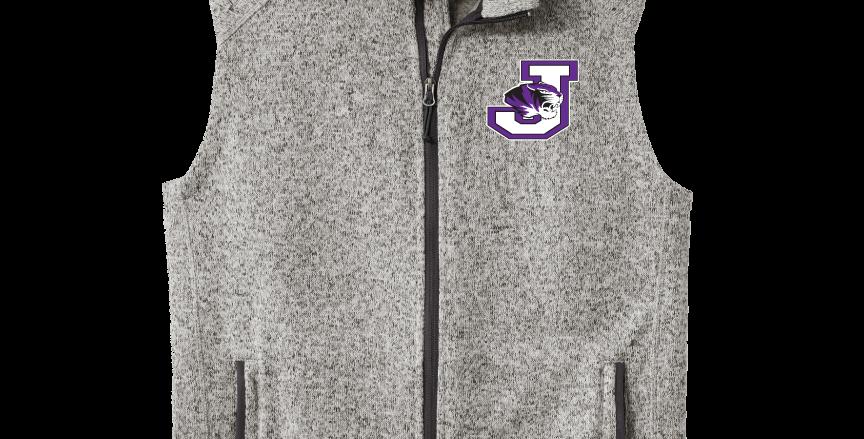 Jacksboro Sweater Fleece Vest