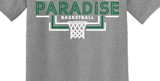 Paradise Basketball Spirit Apparel