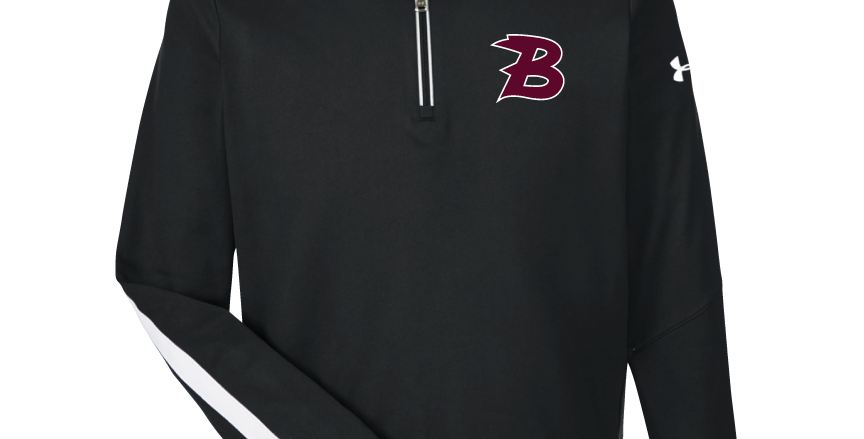 Bridgeport Under Armour Qualifier Quarter Zip