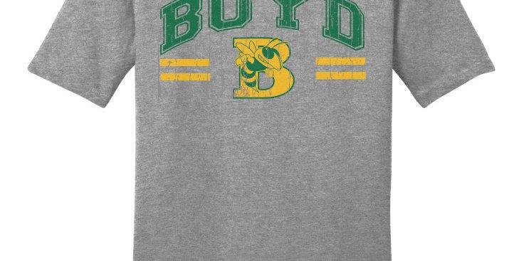 Boyd Spirit Varsity Print Apparel