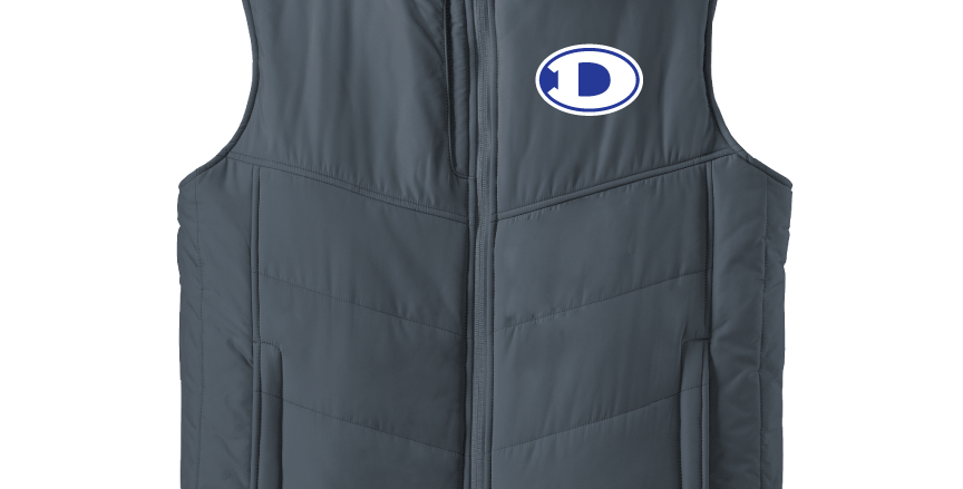 Decatur Puffy Vest