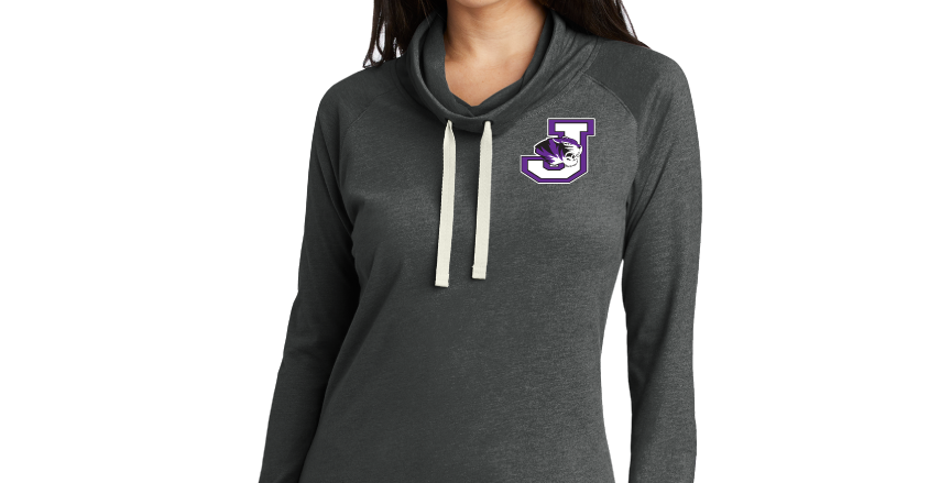Jacksboro New Era Ladies Cowl Tee