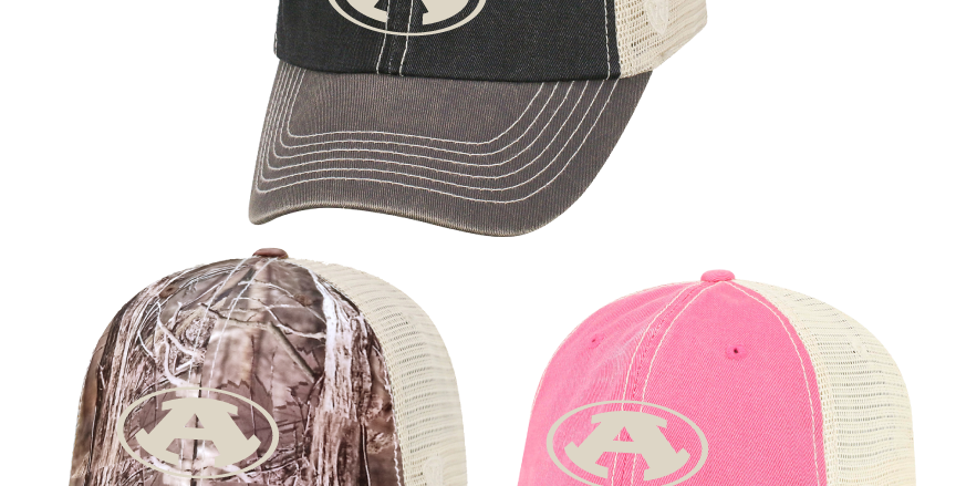 Alvord Top Of The World Offroad Cap