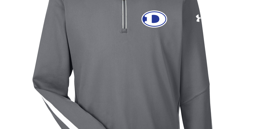 Decatur Under Armour Qualifier Quarter Zip